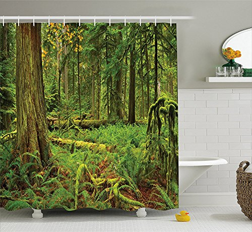 farm-house-decor-shower-curtain-idyllic-lush-rainforest-in-canadian-island-with-ferns-moss-on-tree-n
