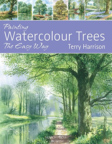 Painting Watercolour Trees the Easy - To Easy Draw Ways
