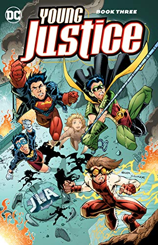 Young Justice Book Three -
