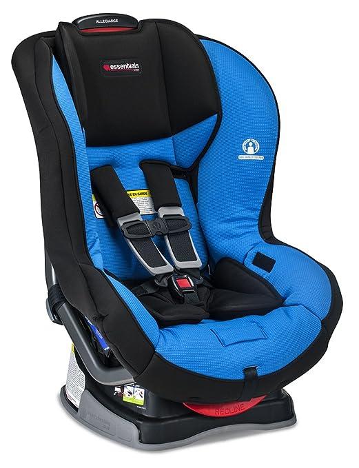 Essentials by Britax Allegiance Convertible Car Seat, Azul