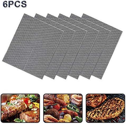 FYS 6PCS Nonstick Grilling Accessories Reusable product image