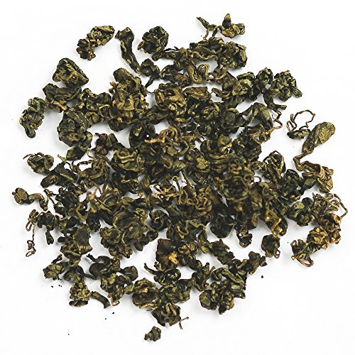 Gynostemma Tea – Jiaogulan AMPK Activator Loose Leaf Herbal Tea – Potent Antioxidant & Adaptogenic Longevity Herb – All Natural Caffeine-Free Immortality Herb - 8 oz