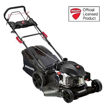 Ducati DLM5100 - Cortacésped a gasolina, 173 cc, 5 HP, autopropulsado, 50 cm: Amazon.es: Jardín