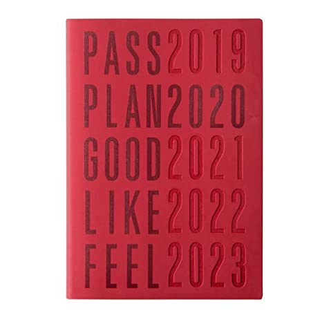 RMF-L Diario Notebook Organizador Personal Agenda 2020 ...