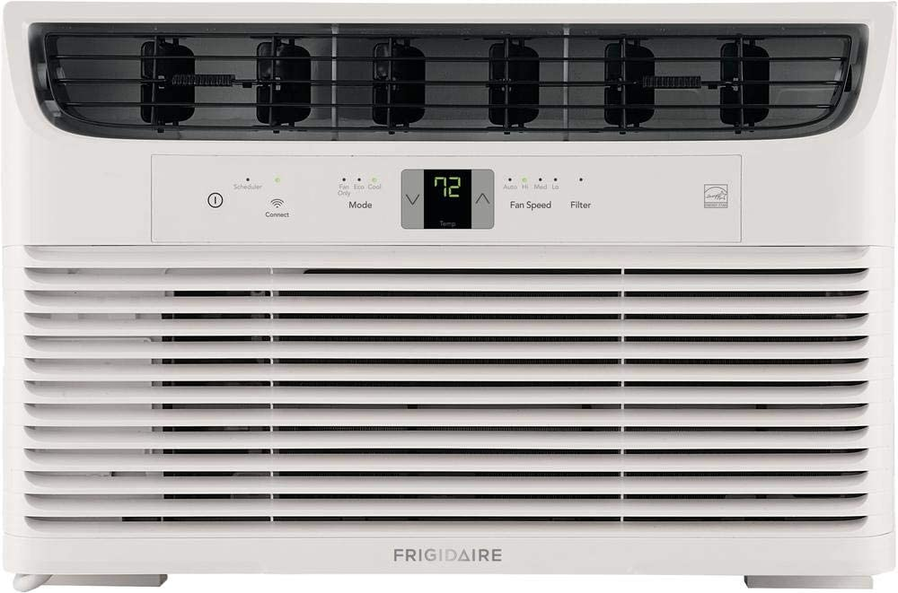 FRIGIDAIRE FHWW063WB1 Window Mounted Room Air Conditioner, White