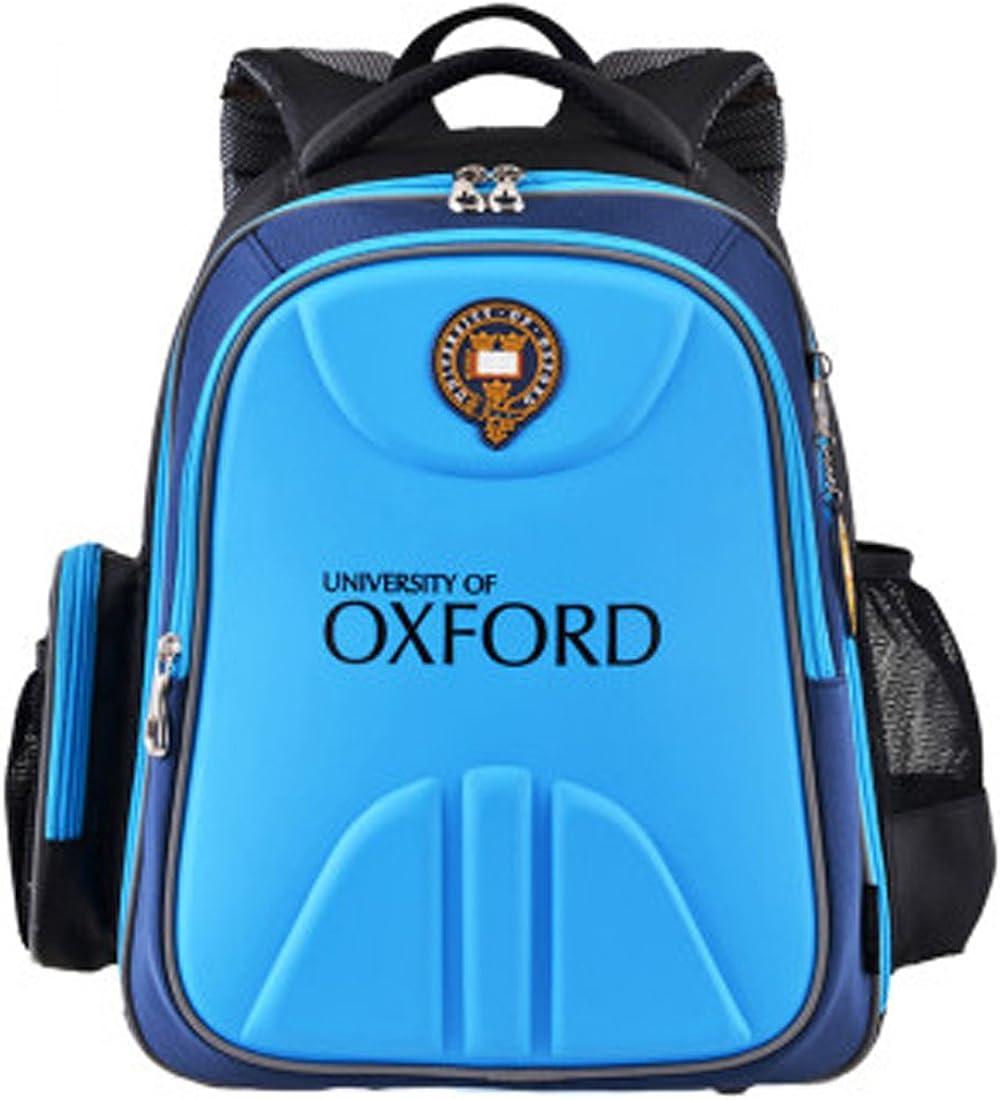 Md Oxford University 3d Spinal Care Orthopedic Children School Backpack