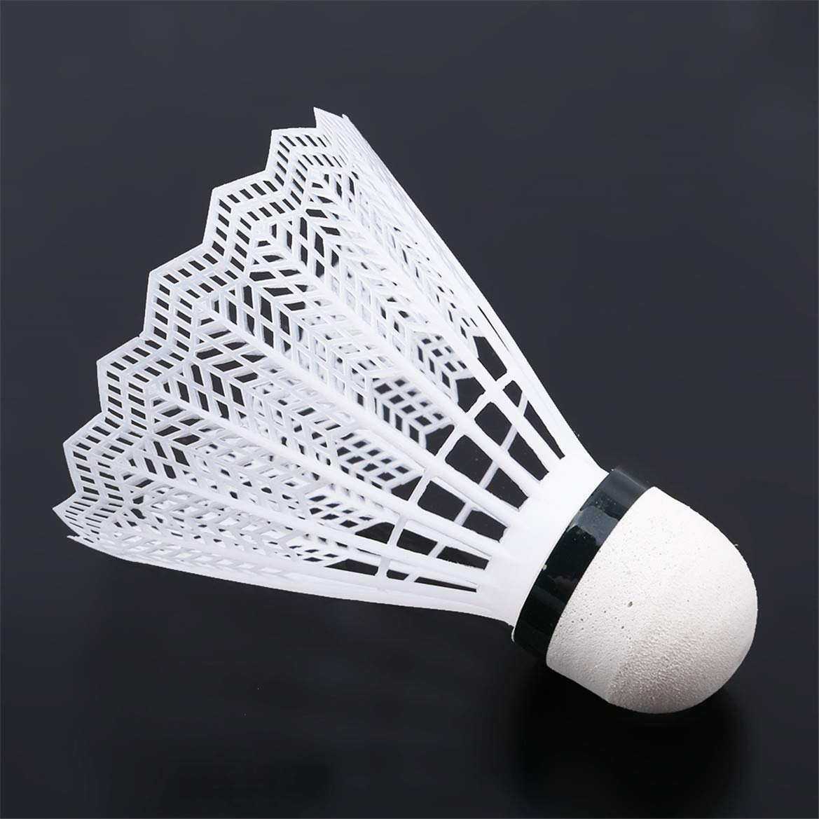 club and hobby players larum sports Badminton Shuttlecocks Feather Shuttlecock high durability and flight stability; perfect for training and practice