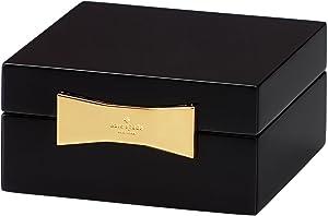 Kate Spade New York Garden Drive Square Jewelry Box, Black