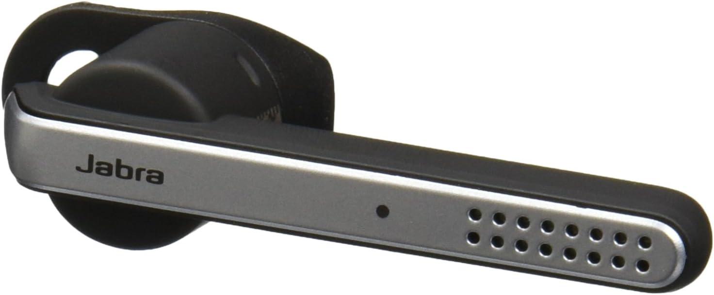 Jabra Stealth UC - Auricular inalámbrico Bluetooth, color negro