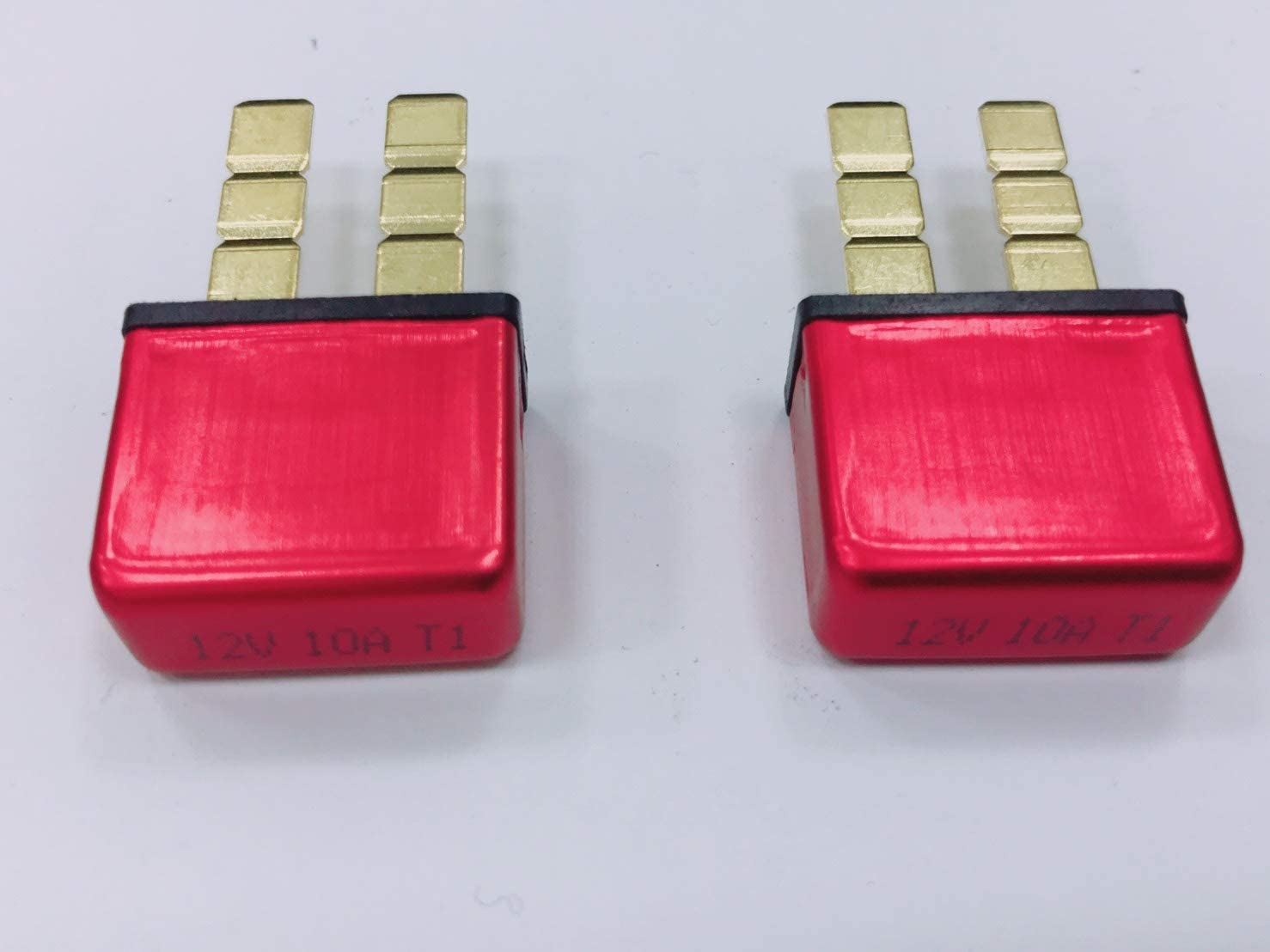PHOTO-TOP 5A-30A Plug In Mounting 2 pcs ATC Blade Type Terminal Connection Automotive Circuit Breaker