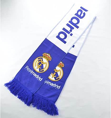 szmwl nueva real Madrid fútbol Club fútbol bufanda pañuelo ...