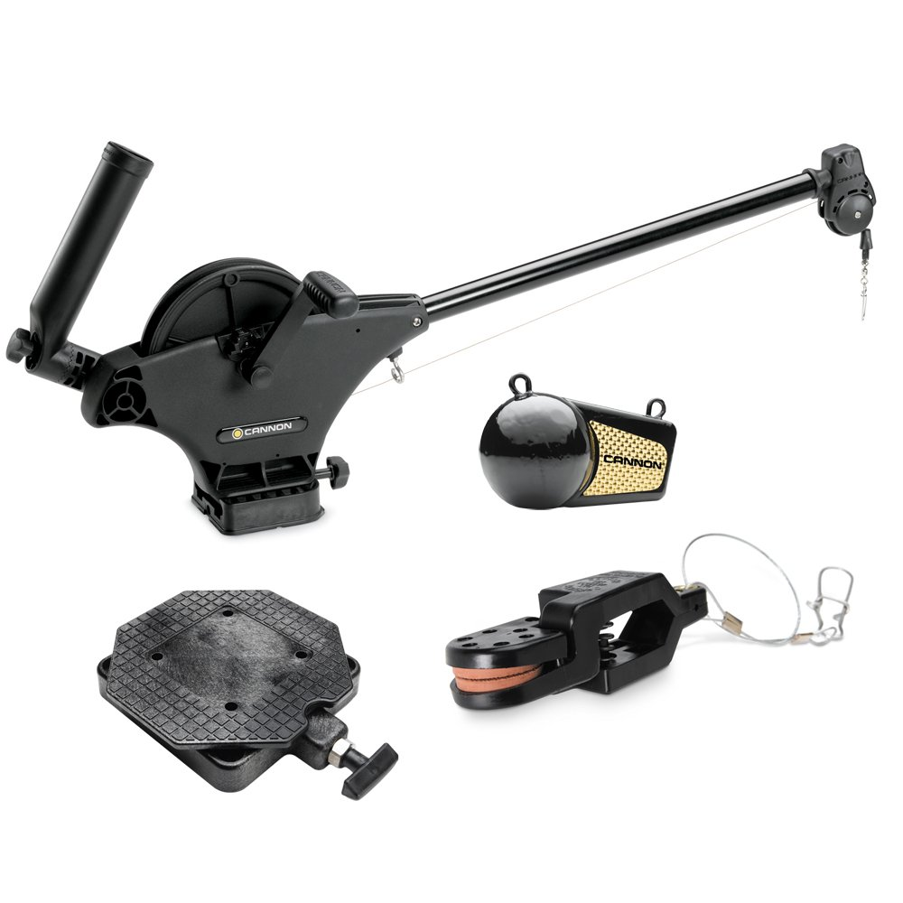 Cannon Uni-Troll 5 ST Manual Downrigger Trolling Kit by Cannon