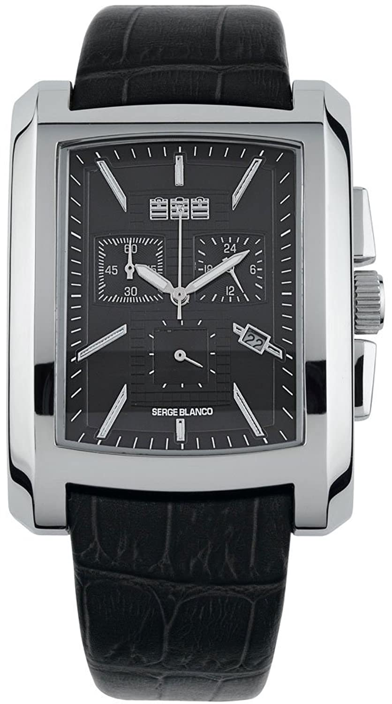 Serge Blanco Uhr - Herren - SB5802-1