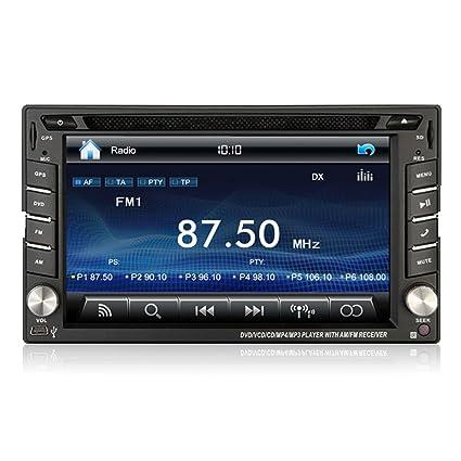 autosion en Dash Coche Reproductor de DVD Navegación GPS para Nissan X-Trail Pathfinder Qashqai