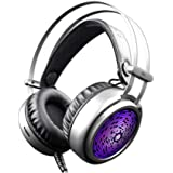 Zebronics 8-Bit Gaming Headphone with Mic and Volume (Black)