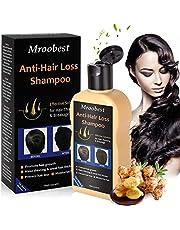 Anti-Hair Loss Hair Growth Shampoo Treatment Natural Ingredients