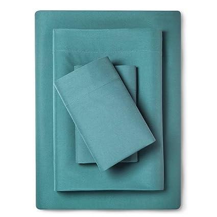 Amazon.com: Room Essentials Dorm Bed Microfiber with Storage