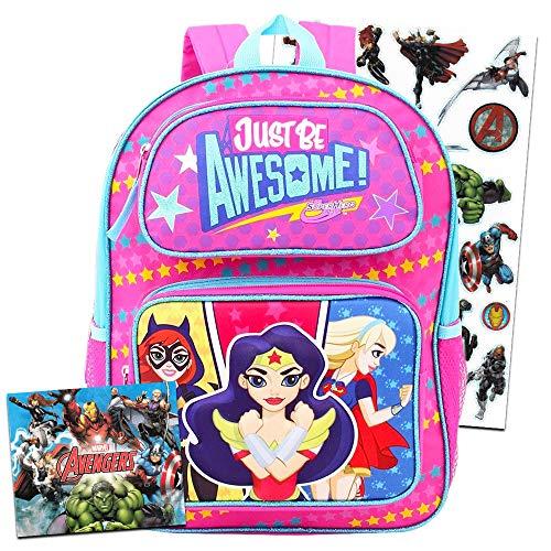 DC Comics Super Hero Trio Girls