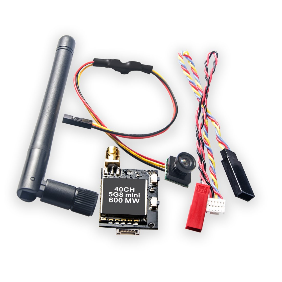 Attentionall Akk Products Overviews And New Arrivals First Look Fpv Wiring Diagram Kc02 40ch 600mw Transmitter With 600tvl 28mm 120 Degree High Picture Quality Sony Ccd Camera For Multicopter