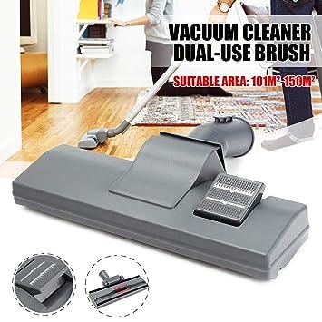 Universal 32mm Vacuum Cleaner Carpet Floor Nozzle Brush Attachment Head Access