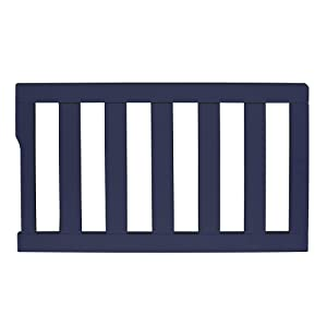 Dream On Me Universal Convertible Crib Toddler Guard Rail, Royal Blue
