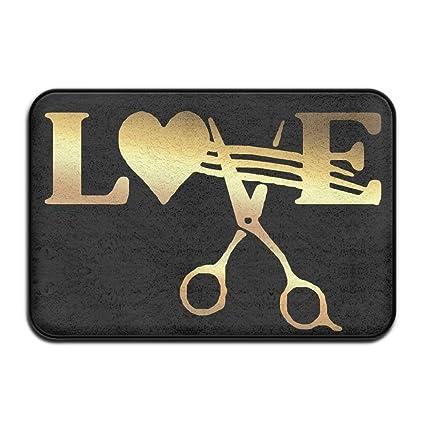 Amazon.com  Feesoz Stylist Barber Hair Cut Salon Scissor