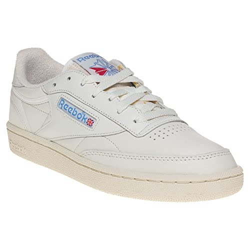 85 C Natural E Sneaker Scarpe Amazon Reebok it Vintage Donna Club SRzwSHq1