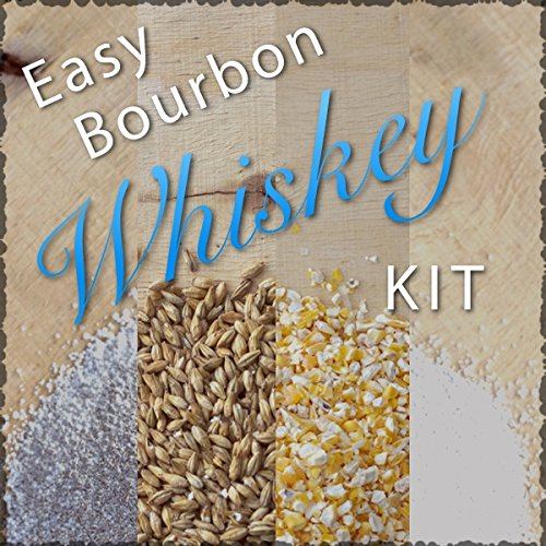 BOURBON CORN WHISKEY INGREDIENT KIT AND RECIPE (Best Corn Whiskey Recipe)