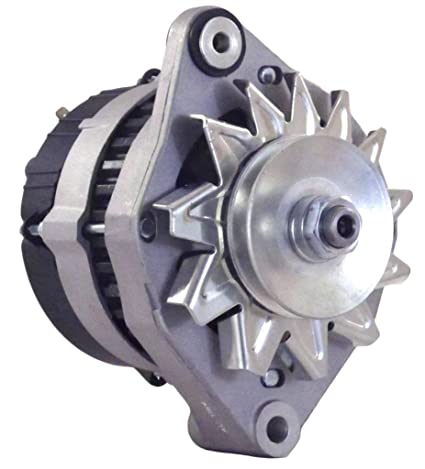 NEW 60A ALTERNATOR FITS VOLVO PENTA AQ115 AQ120B AQ125 AQ130 AQ140 5416363  439181