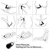 Eletric Massager Men Rechargeable Stimulator
