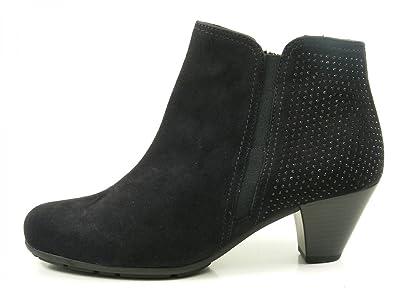 Gabor 75-641 bottes & bottines femme Ankle Boots: Amazon.fr: Chaussures et  Sacs