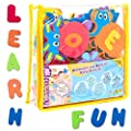 Educational Bath Toys for Toddlers - Alphabet 26 Puzzles Letters and Animals for Bath - Premium Large Set (52 items) Baby Bath Toys - Guarantee - Foam Letters Safe for Kids by BABY LOOVI that we recomend personally.