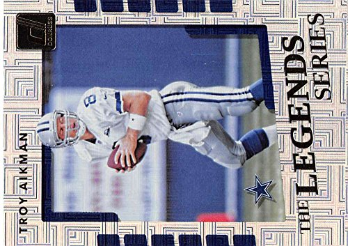 2017 Donruss Sports Legends - 2017 Donruss The Legends Series #7 Troy Aikman NM-MT Cowboys