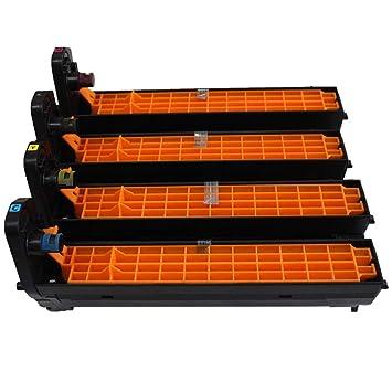 Compatible Oki C3400n 3450 Cartucho de tóner C3530MFP 3600N ...