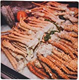 3dRose USA, Massachusetts, Boston, Market King Crab Legs, Us22 Jen0083, Jim Engelbrecht Mouse Pad (mp_144674_1)