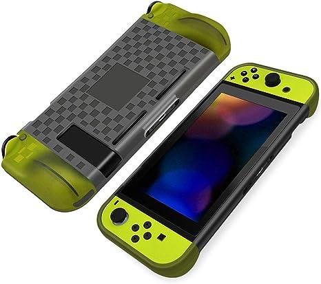 Nintendo Switch Carcasas, Estuche Rígido Protector de Tapa ...
