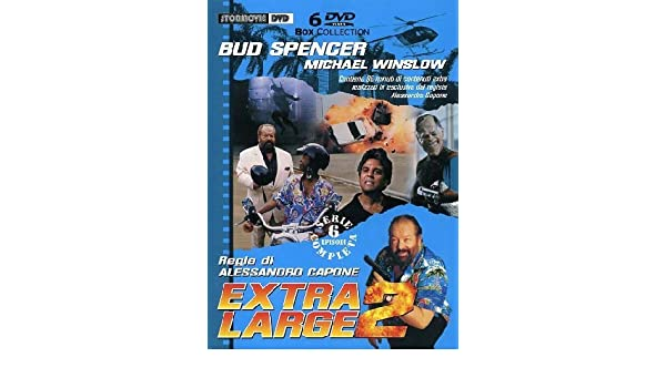 Bud Spencer Extra Large 2 Collection - 6-DVD Box Set ITA Il ...