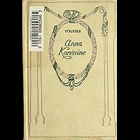 Anna Karénine (Complète, TOME I et TOME II): édition de 1886 (French Edition)