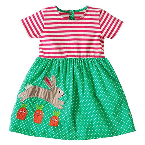 Perfectme Children Clothing A-Line Girl Dresses Princess Costume 2018 Brand Baby Girl Dress Summer Costume for Kids -