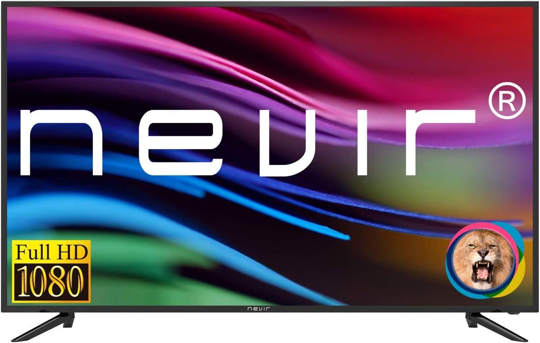 TV LED 50 Nevir 7702-50FHD2-N Full HD - TV LED - Los Mejores ...