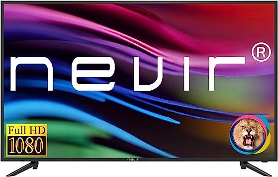 Nevir 7702 TV 50 LED TDT HD USB DVR HDMI Negra: 269.84 ...
