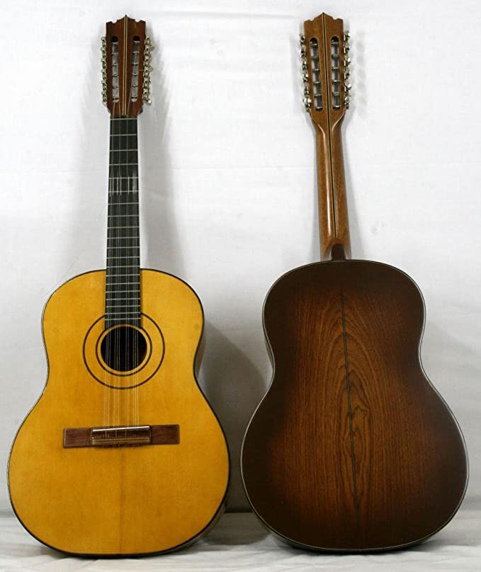 Musikalia Luthery Tiple Colombiano en caoba, purfled, modelo ...
