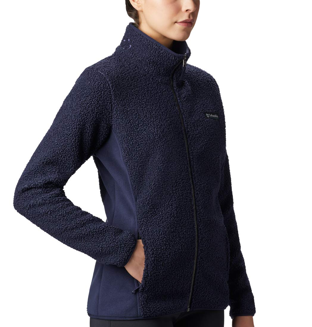 Columbia Womens Panorama Full Zip Fleece