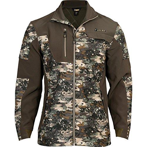 Rocky Men's Venator Camouflage 2-Layer Jacket, Camouflage, Large ()