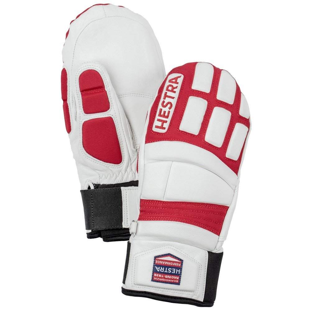 Hestra 30731 Unisex Impact Racing Jr. Mitt, Red - 3 by Hestra