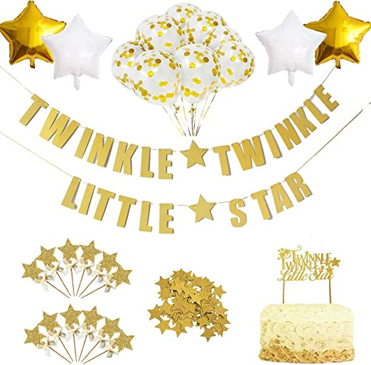 Amazon.com: Twinkle Star – Decoración de fiesta con ...
