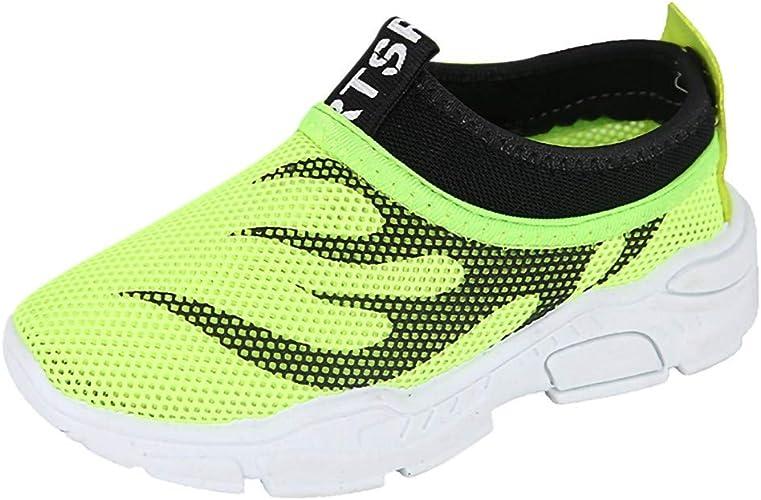 PowerFul-Lot 2019 - Zapatillas de Running para niños, Color Rosa ...