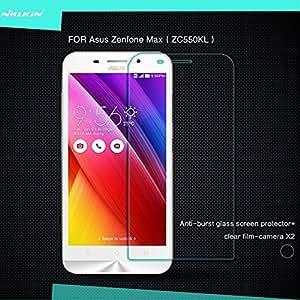 Nillkin Amazing H - Protector de pantalla 9H cristal templado para Asus ZenFone Max (ZC550KL)