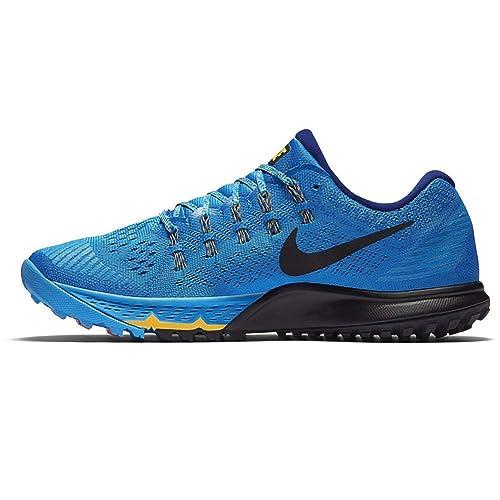 100% authentic 90d41 7b611 Nike Air Zoom Terra Kiger 3 Lauchuhe, Scarpe Running Uomo, Blu (Fotoblau