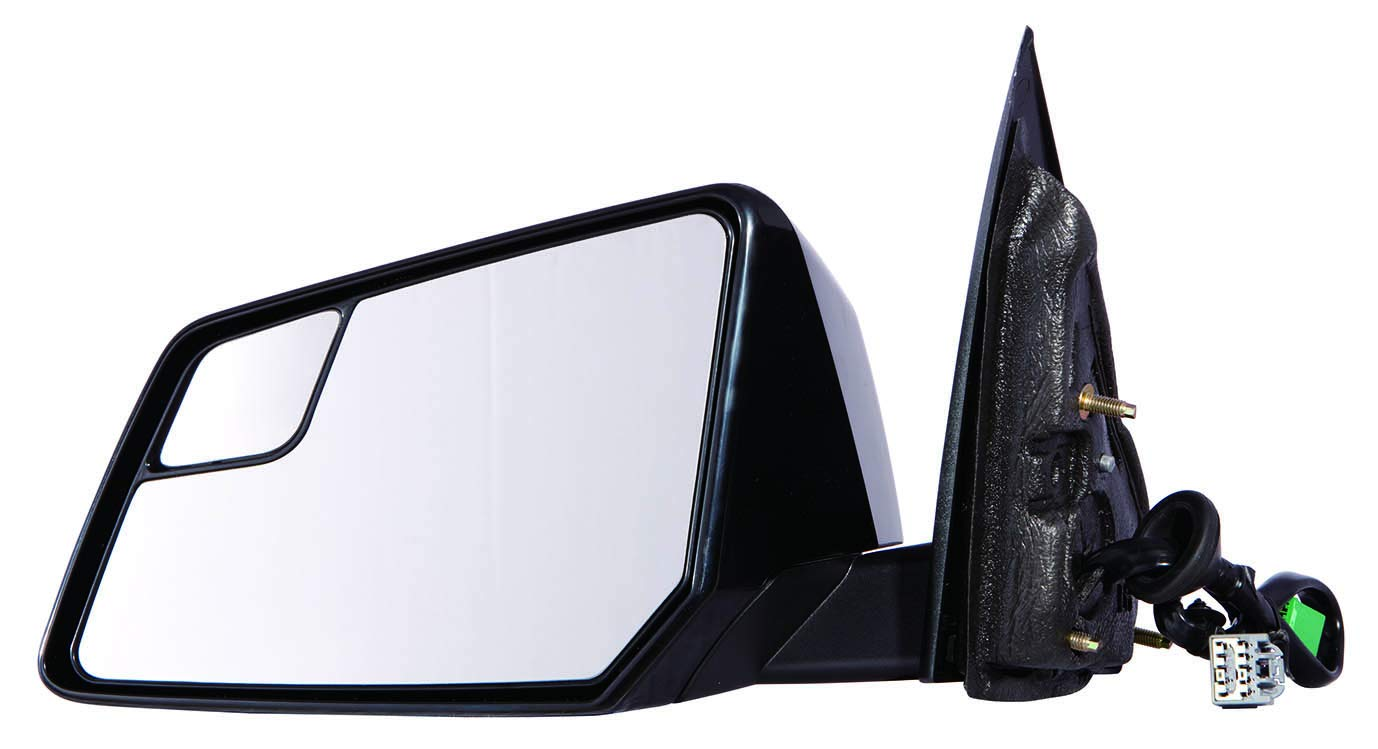 Gold Shrine for 2009 2010 2011 2012 2013 2014 2015 Chevrolet Chevy Traverse Gmc Acadia Saturn Outlook Signal Power Heated Side Mirror Driver Side Replacement
